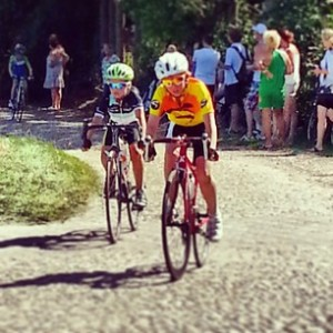 Racing on cobbles is never easy.