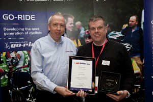 Central Region Go-Ride Coach of the Year